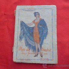 Livros antigos: LIBRO ROSA DE MADRID L. FERNANDEZ AÑO II 1926 Nº 26 L-3050. Lote 35993567