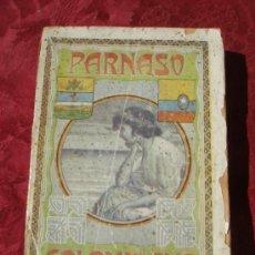 Libros antiguos: PARNASO COLOMBIANO. EDITORIAL MAUCCI. . Lote 37757982