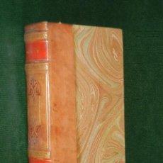 Libros antiguos: OEUVRES DE PARNY. ELEGIES ET POESIES DIVERSES. (EN FRANCES). Lote 37857768