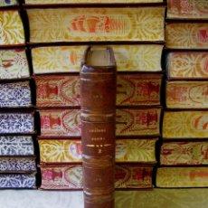 Libros antiguos: GRANADA . POEMA ORIENTAL . PRECEDIDO DE LA LEYENDA DE AL-HAMAR . TOMO II . AUTOR : ZORRILLA, JOSÉ . Lote 40206478