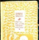 Libros antiguos: RUBÉN DARÍO : POEMA DEL OTOÑO Y OTROS POEMAS (MUNDO LATINO, 1918). Lote 40508475
