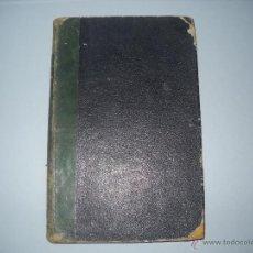Libros antiguos: LA PRIMAVERA COLECCION DE POESIAS DE DON JOSE SELGAS Y CARRASCO,MADRID 1850 1ªEDICION.. Lote 40542689