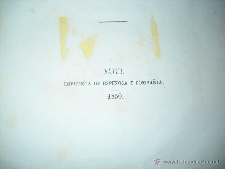 Libros antiguos: LA PRIMAVERA COLECCION DE POESIAS DE DON JOSE SELGAS Y CARRASCO,MADRID 1850 1ªEDICION. - Foto 6 - 40542689