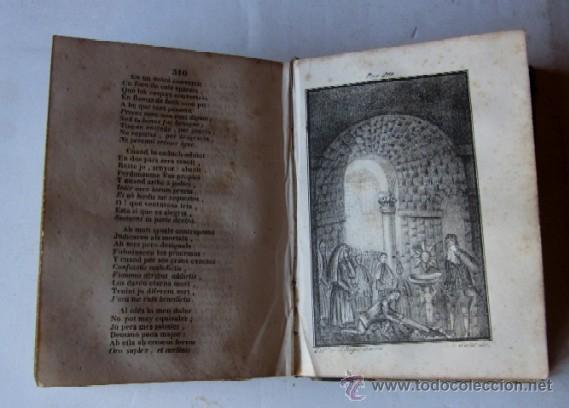 Libros antiguos: POESIAS JOCOSAS Y SERIAS DEL CELEBRE DOCTOR VICENS GARCIA - RECTOR DE VALLFOGONA - AÑO 1845 - Foto 4 - 40564273