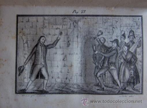 Libros antiguos: POESIAS JOCOSAS Y SERIAS DEL CELEBRE DOCTOR VICENS GARCIA - RECTOR DE VALLFOGONA - AÑO 1845 - Foto 7 - 40564273
