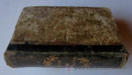 Libros antiguos: POESIAS JOCOSAS Y SERIAS DEL CELEBRE DOCTOR VICENS GARCIA - RECTOR DE VALLFOGONA - AÑO 1845 - Foto 8 - 40564273