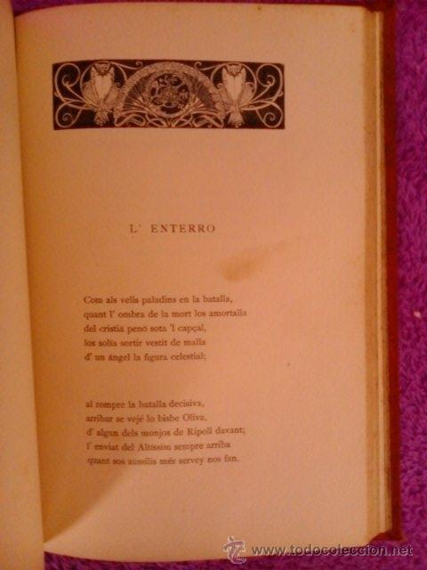 Libros antiguos: CANIGO LLEGENDA PIRENAYCA,MOSSEN JACINTO VERDAGUER 1886 - Foto 5 - 194617032