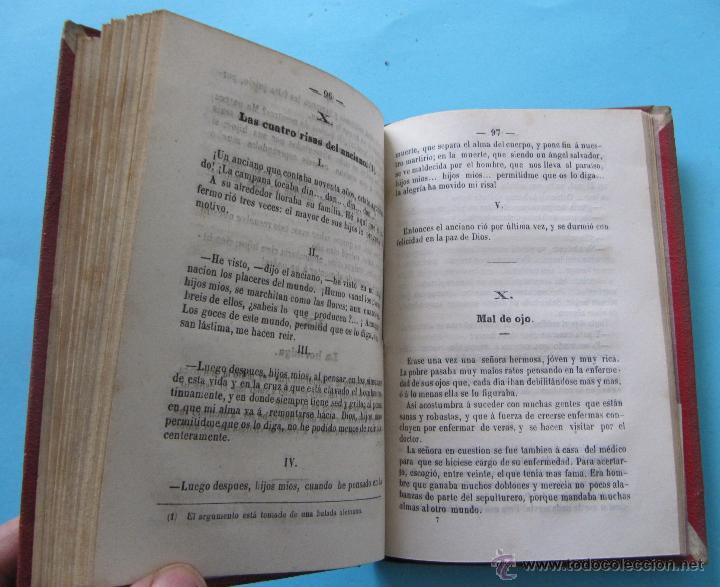 Libros antiguos: FÁBULAS ESCOGIDAS DE ESOPO. TRADUCCION POR FRANCISCO PELAYO BRIZ. MADRID BARCELONA, 1863. - Foto 4 - 40927236