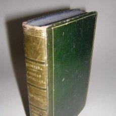 Libros antiguos: 1830 - MANUEL JOSEF QUINTANA - POESIAS SELECTAS CASTELLANAS DESDE JUAN DE MENA - TOMO I. Lote 41092341