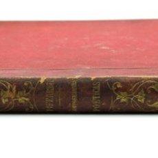 Libros antiguos: COMPOSICIONES POÉTICAS DE PABLO PIFERRER, JUAN F. CARBÓ. BARCELONA 1851.20X26 CM.. Lote 41399255