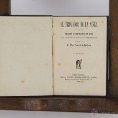 Libros antiguos: D-100. EL TROVADOR DE LA NIÑEZ. PILAR PASCUAL DE SANJUAN. LIB. ANTONIO BASTINOS. 1878. . Lote 41835740