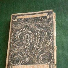 Libros antiguos: LAS CIEN MEJORES POESIAS LIRICAS DE LA LENGUA FRANCESA, DE FERNANDO MARISTANY. Lote 43155970
