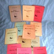 Libros antiguos: ELS POETES D´ARA - ANY 1923 - MAGNÍFICA COL·LECCIÓ ORIGINAL.. Lote 43676801