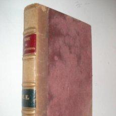 Libros antiguos: RIME DI FRANCESCO PETRARCA - GIACOMO LEOPARDI - FIRENZE 1854 ITALIA. Lote 44023270