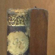 Libros antiguos: POÉSIES DE GOETHE. TRAD. HENRI BLAZE. EDIT. CARPENTIER. PARÍS, 1843.. Lote 44053458