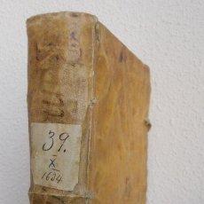 Libros antiguos: LUPERCIO Y LEONARDO ARGENSOLA: RIMAS, ZARAGOZA, 1634. PRIMERA EDICIÓN. Lote 44950448