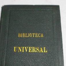 Libros antiguos: TESORO DE LA POESIA CASTELLANA. SIGLO XVI. BIBLIOTECA UNIVERSAL. TOMO XVII. MADRID, 1875, 9X14 CMS.. Lote 45541599