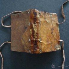 Libros antiguos - SIGLO DE ORO.'RIMAS SACRAS' LOPE DE VEGA. 1614. ¡¡PRIMERA EDICION!! ¡¡¡RARISIMO!!! ¡¡UNA JOYA!! - 46221898