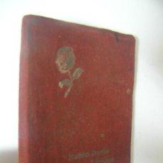 Libros antiguos: POESIAS ESCOGIDAS LIRICAS,RUBEN DARIO,S/F,FRANCO-IBERO-AMERICANA ED,REF POESIA BS6. Lote 46476656