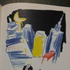 Libros antiguos: POETA EN NUEVA YORK. FEDERICO GARCÍA LORCA. EDICIÓN DE PEDRO TABERNERO.. Lote 46764069