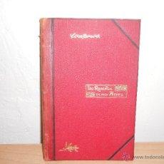 Libros antiguos: LA ROMERIA DE MI ALMA.- VICTOR BALAGUER. Lote 47293856