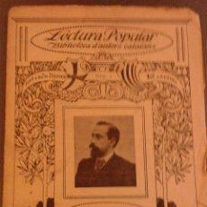 Libros antiguos: JOAN MARAGALL POESIES - ILUSTRACIÓ CATALANA. Lote 47308023