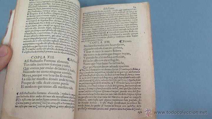 Libros antiguos: 1552.- TODAS LAS OBRAS DEL FAMOSISSIMO POETA IUAN DE MENA: con la glosa del comendador Fernan Nuñez - Foto 3 - 47415298