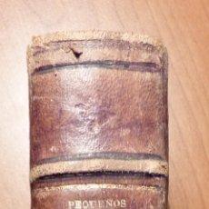 Libros antiguos: LOS PEQUEÑOS POEMAS DE CAMPOAMOR, COLECCION DIAMANTE IV, V Y VI 1893. Lote 48109547