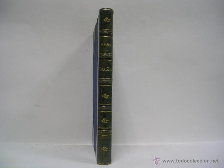 Libros antiguos: GERARDO DIEGO. IMAGEN. PRIMERA EDICIÓN RARA - Foto 3 - 48896972