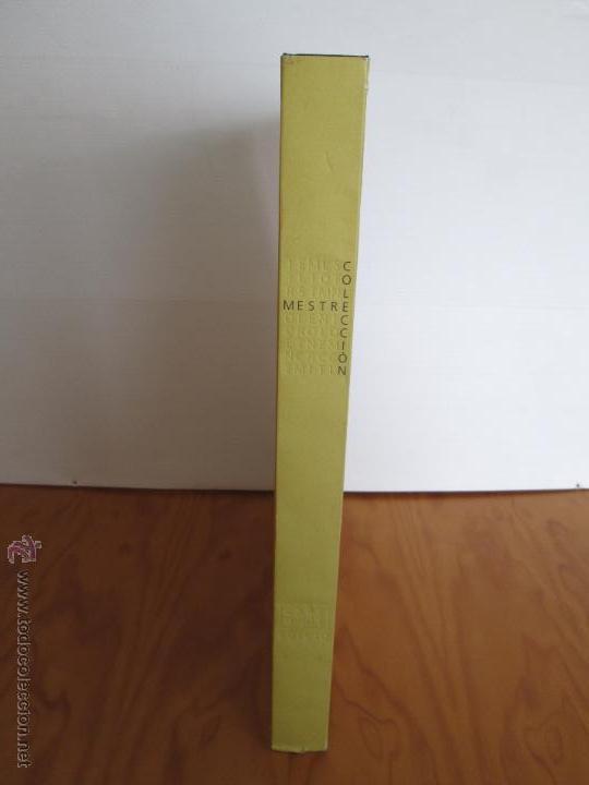 Libros antiguos: MESTRE COLECCION. PINTURA. E.D. CXRTGDY. MIGUEL BARCELO,JOAN MIRO,PICASSO..... - Foto 2 - 49034352