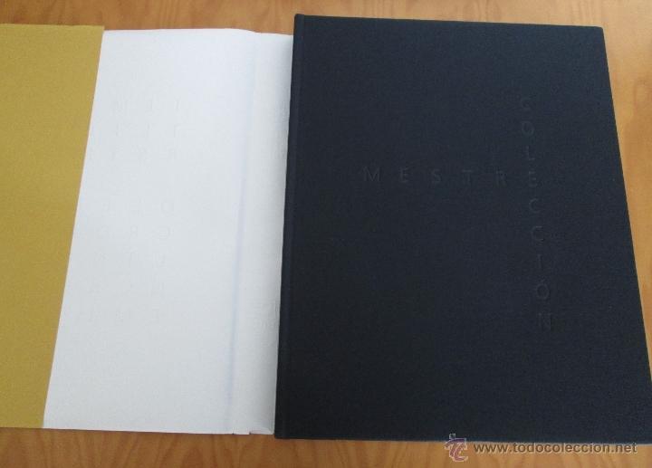 Libros antiguos: MESTRE COLECCION. PINTURA. E.D. CXRTGDY. MIGUEL BARCELO,JOAN MIRO,PICASSO..... - Foto 3 - 49034352