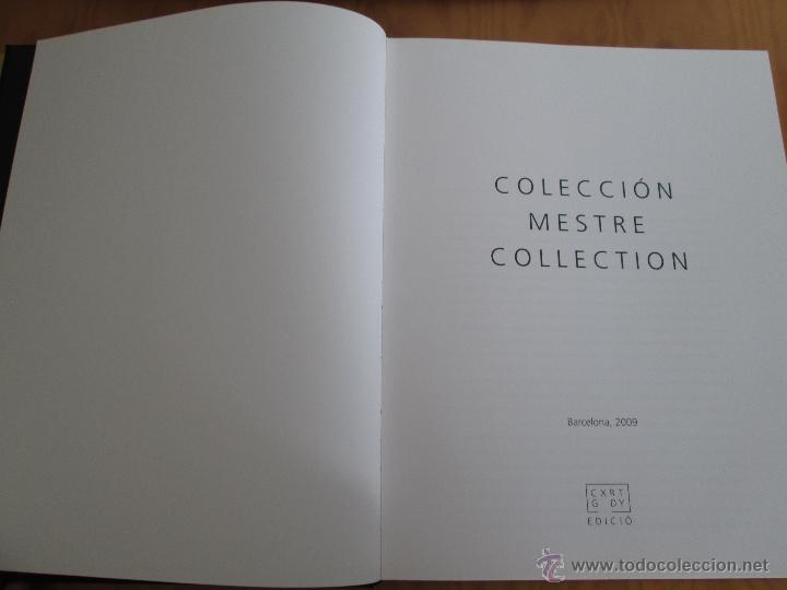 Libros antiguos: MESTRE COLECCION. PINTURA. E.D. CXRTGDY. MIGUEL BARCELO,JOAN MIRO,PICASSO..... - Foto 4 - 49034352