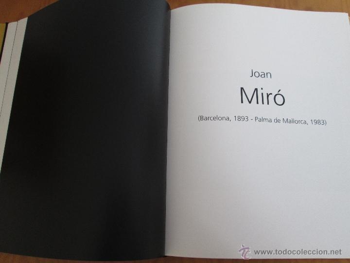 Libros antiguos: MESTRE COLECCION. PINTURA. E.D. CXRTGDY. MIGUEL BARCELO,JOAN MIRO,PICASSO..... - Foto 10 - 49034352
