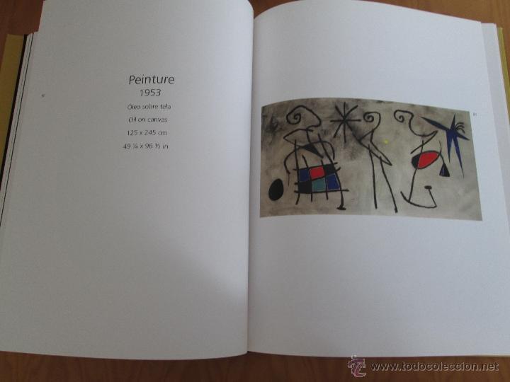 Libros antiguos: MESTRE COLECCION. PINTURA. E.D. CXRTGDY. MIGUEL BARCELO,JOAN MIRO,PICASSO..... - Foto 11 - 49034352