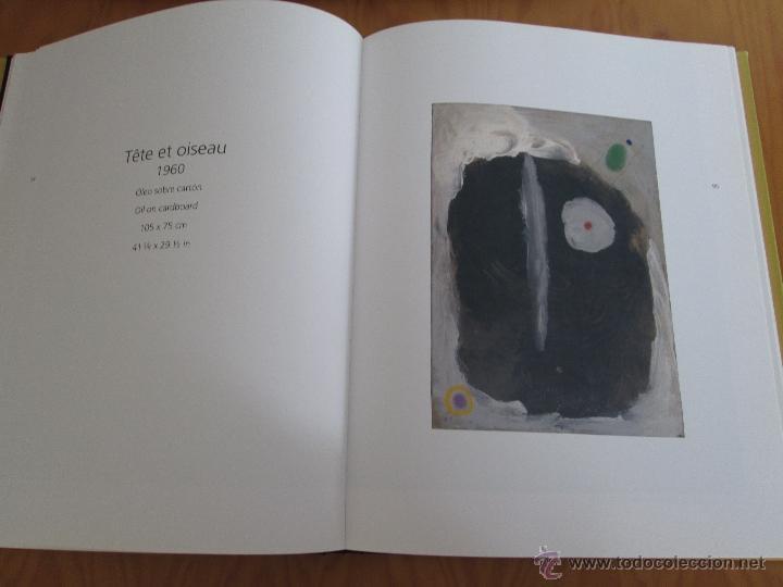Libros antiguos: MESTRE COLECCION. PINTURA. E.D. CXRTGDY. MIGUEL BARCELO,JOAN MIRO,PICASSO..... - Foto 12 - 49034352