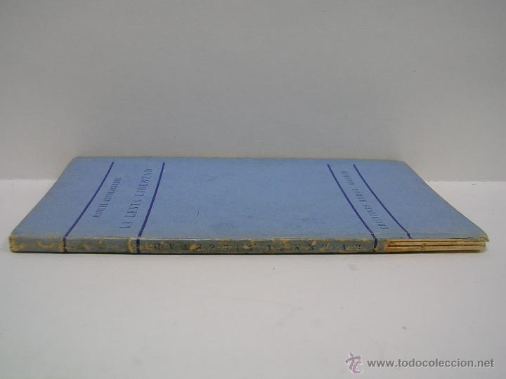 Libros antiguos: MANUEL ALTOLAGUIRRE. LA LENTA LIBERTAD. PRIMERA EDICIÓN - Foto 2 - 49727718