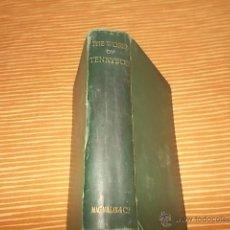 Libros antiguos: THE WORKS OF TENNYSON. Lote 50183227