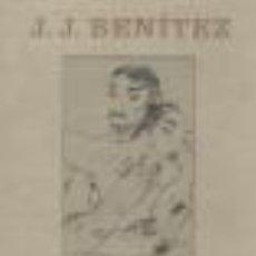 Libros antiguos: A SOLAS CON LA MAR. DE J.J. BENÍTEZ. Lote 50299787