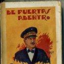 Libros antiguos: ISAAC SARABIA BARBERO : DE PUERTAS ADENTRO - POESÍAS AMENAS Y MORALES (TARRASA, C. 1930) . Lote 50366705