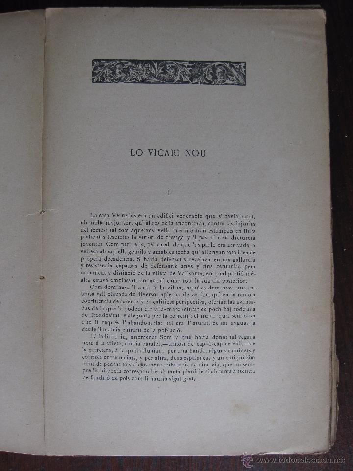 Libros antiguos: JOCHS FLORALS DE BARCELONA AÑO 30 DE LA RESTAURACIÓN 1888 - Foto 3 - 50730622