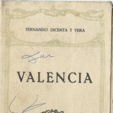 Libros antiguos: LIBRO DE -FERNANDO DICENTA Y VERA - CON 128 POEMAS. Lote 50755333