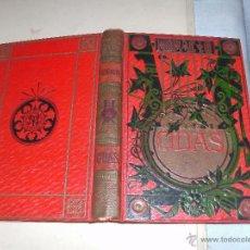 Libros antiguos: HORACIO FLACO - ODAS -. Lote 50865293