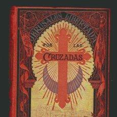 Livros antigos: TORCUATO TASSO.LA JERUSALEM LIBERTADA. PUESTA EN VERSO CASTELLANO POR JUAN D LA PEZUELA Y CEBALLOS. Lote 51144776