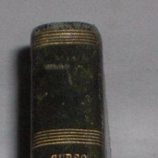 Libros antiguos: CURSO DE RETÓRICA Y POÉTICA 1847. Lote 51220354