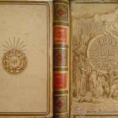 Libros antiguos: ZORRILLA, JOSÉ. ECOS DE LAS MONTAÑAS. 1894.. Lote 51282302
