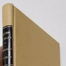Libros antiguos: VERDADES POÉTICAS - MELCHOR DE PALAU (F. GRANADA Y CIA, 1908). Lote 52434156