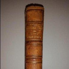 Livros antigos: LIRA AMERICANA. COLECCIÓN DE POESÍAS DE MEJORES POETAS DEL PERÚ-CHILE-BOLIVIA. RICARDO PALMA. 1865. Lote 53817207