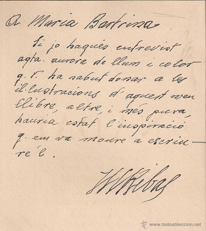 Libros antiguos: Nadal poema dramatic / J.M. Ribes Monfar, il. D' Ivori, prol.T. Roig i Llop. BCN, 1936. 20x13cm. 72p - Foto 4 - 54438862