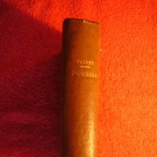 Libros antiguos: JUAN VALERA: - FLORILEGIO DE POESIAS CASTELLANAS DEL SIGLO XIX - (TOMO I) (MADRID, 1904) . Lote 54444460