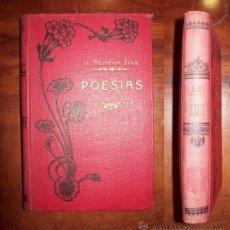 Libros antiguos: SILVA, J. ASUNCIÓN. POESÍAS / CON UN PRÓLOGO DE MIGUEL DE UNAMUNO Y UN EPÍLOGO DE EDUARDO ZAMACOIS. Lote 54533764
